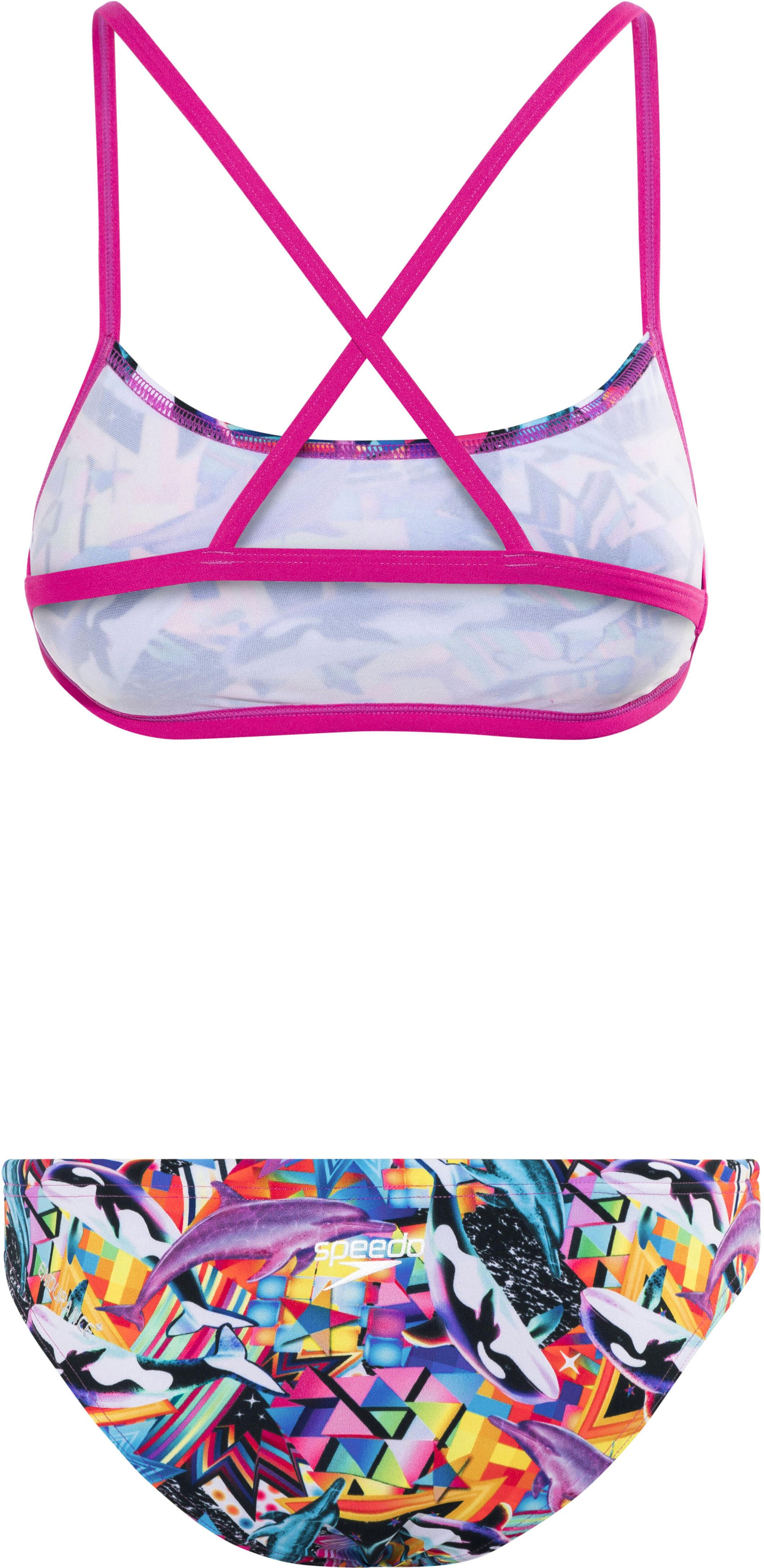speedo Digi 2 Piece Bikini Dam flerfärgad - till fenomenalt pris på ... 0d5b09347ddd0